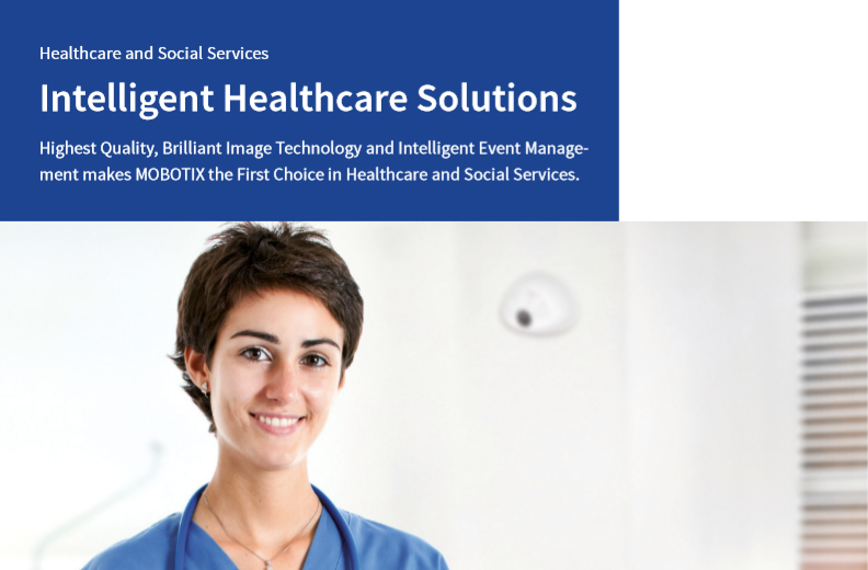 Mobotix in Healthcare
